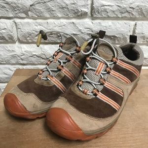 """Chacos Suntrail leather hiking trail """"Blaze"""" shoes"""